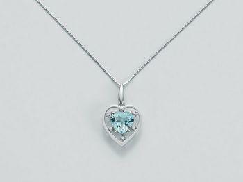 Collana Miluna in oro e diamanti Parure Gemma Del Cielo CLD3675