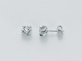 Orecchini Miluna in oro e diamanti Diamonds Limited Edition ERD5072-016G7