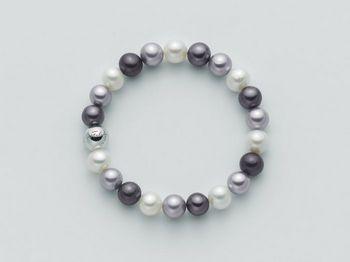 Bracciale Miluna con perle Perle Fashion PBR1275