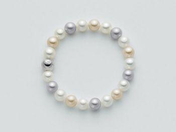Bracciale Miluna con perle Perle Fashion PBR1362