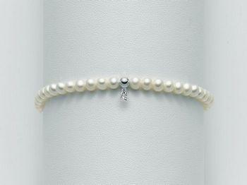 Bracciale Miluna in argento con perle Sinfonia PBR2236AG