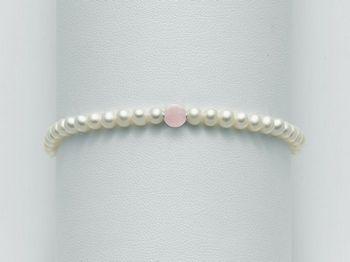 Bracciale Miluna in argento con perle Sinfonia PBR2245AG