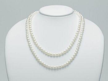 Collana Miluna in oro con perle Perle Fashion PCL4247V