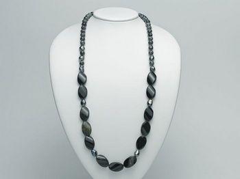 Collana Miluna in argento con perle I Segreti Della Terra PCL4746