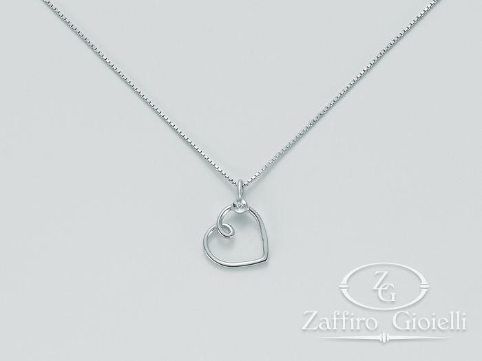 Collana Miluna in oro e diamanti Oro 375 Parure Diamanti CLD2079-375