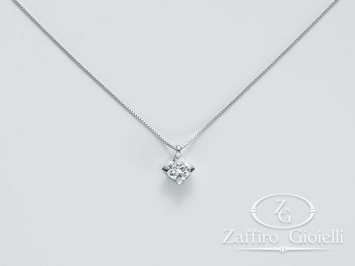 Collana Miluna in oro e diamanti Diamonds Limited Edition CLD5065-018G7
