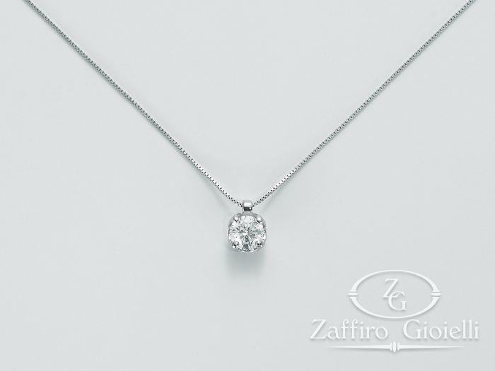 Collana Miluna in oro e diamanti Diamonds Limited Edition CLD5068-018G7
