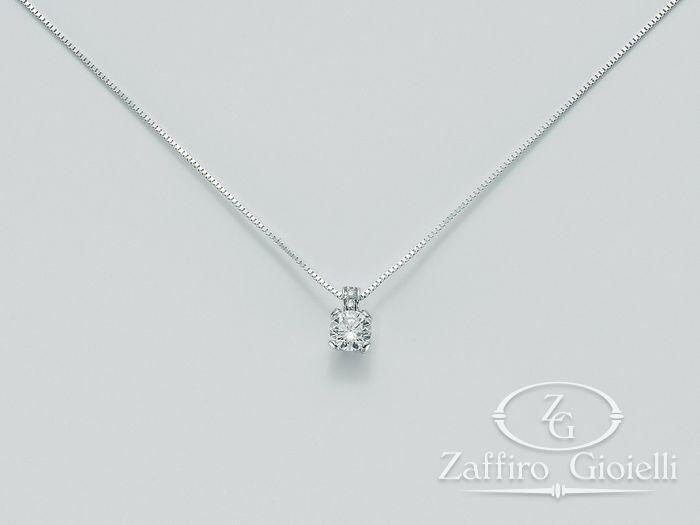 Collana Miluna in oro e diamanti Diamonds Limited Edition CLD5071-022G7
