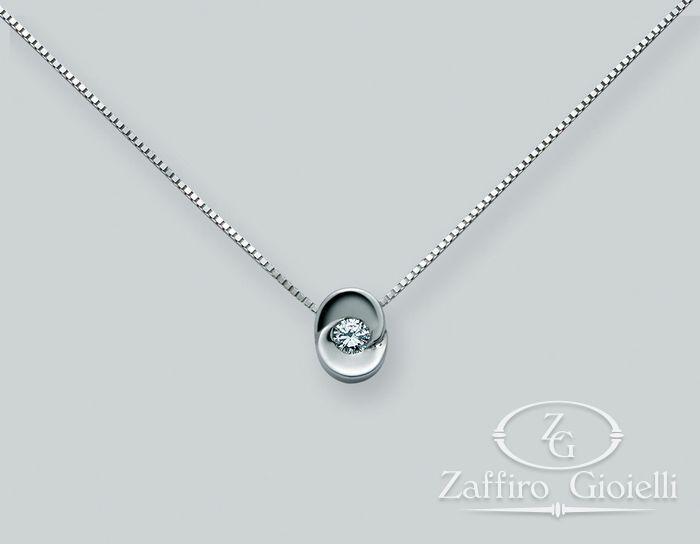 Collana Miluna in oro e diamanti Oro 375 I P.l. Collier H Si CLD876-D10SX
