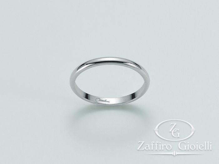 Anello Miluna in oro Bridal - Per Sempre Con Te LID5188